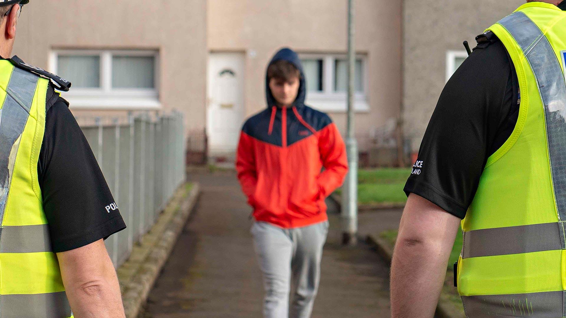Scotland Juvenile Justice System